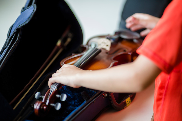 Curs instrument piano o violí