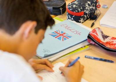 Curs intensiu d'anglès